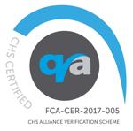 CHS certified