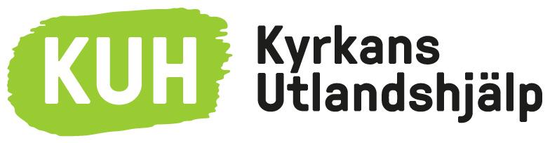 Kyrkans Utlandshjälp logotyp