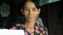 Myanmarilainen Daw Khin