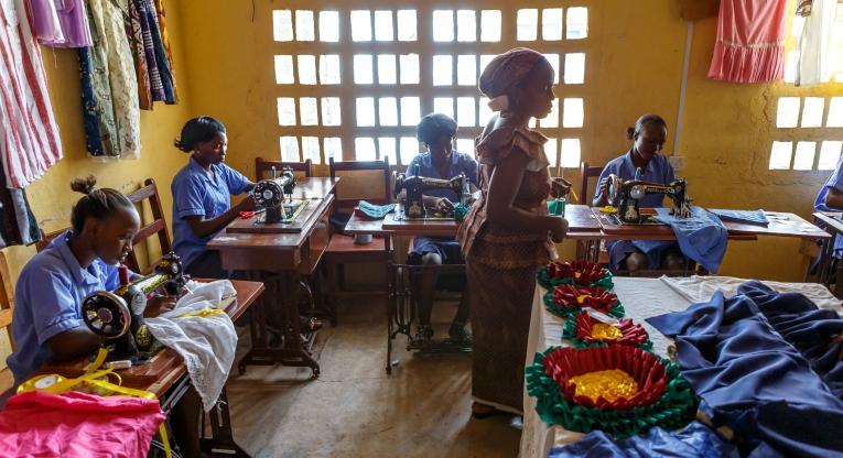Sierra Leone, FAWE, Finn Church Aid