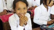 Uusi koulu Kambodžaan