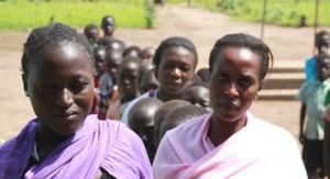 Opettajakoulutus Etelä-Sudanissa