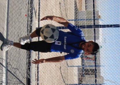 Mohammad Ali Abu Horan pelasi Syyriassa liigatasolla yli neljä vuotta ja opiskeli liikuntatieteitä yliopistossa. Sota tuhosi arjen ja pakotti jättämään kotimaan.