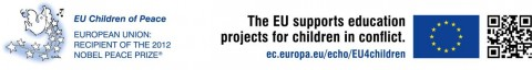 EU Children of Peace logo-uusi