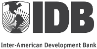 The Inter-American Development Bank logo