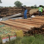 Arbetet att bygga skolor i Sydsudan har inletts. Bild: Moses Habib