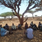 FCA supports the peace work of religious and traditional leaders in Somalia. Photo: Jama Egal