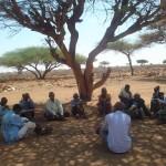 Kirkon Ulkomaanapu tukee uskonnollisten ja perinteisten johtajien rauhantyötä Somaliassa.