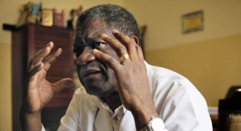 Denis Mukwege on auttanut kymmeniätuhansia naisia takaisin elämään.