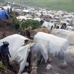 Kirkon Ulkomaanapu auttaa Kongossa ihmisiä, jotka joutuvat kerta toisensa jälkeen pakenemaan leireille. Väkivaltaisuudet jatkuvat vuodesta toiseen. Kuva: Mike Toivanen