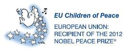 EU Children of Peace logo-pieni