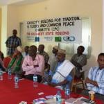 Ulkomaanavun rauhanhanke Baidoan maakunnassa Lounais-Somaliassa on elvyttänyt paikallisia rauhankomiteoita ja antanut niiden jäsenille lisäoppia sovittelutyössä.