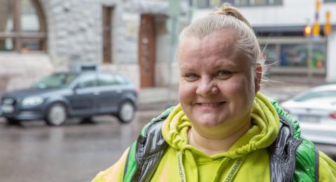 Johanna Tervo. Kuva: Ville Asikainen