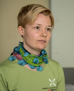 Johanna Kärki.