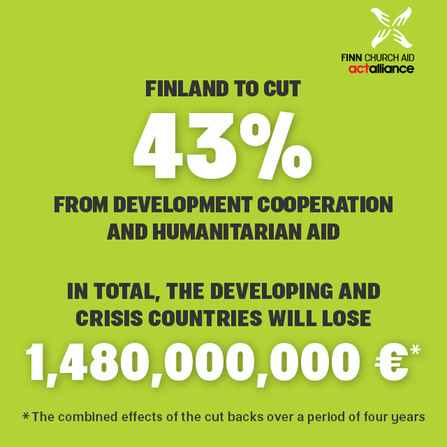 Finland cuts 2
