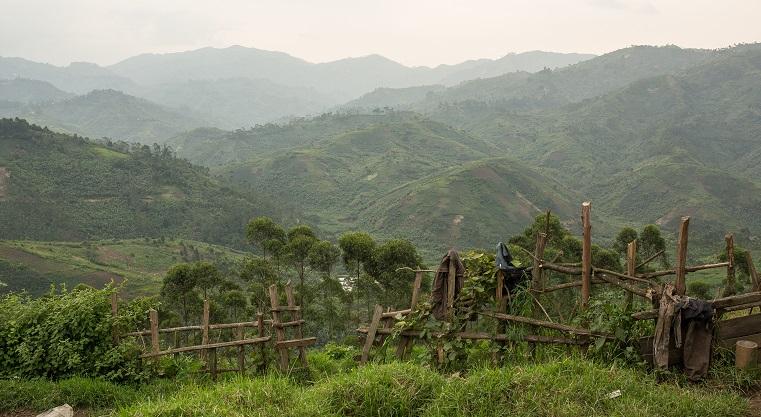 Kongon demokraattiseen tasavaltaan Kivun alueelle on paennut jo lähes 10 000 burundilaista. Kuva: Ville Asikainen