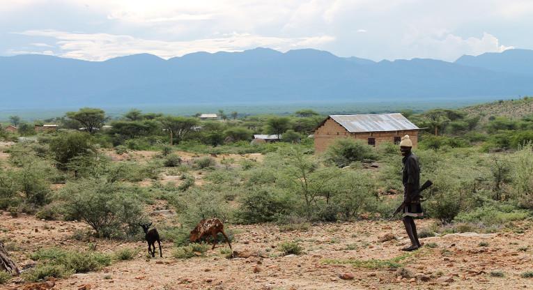 Konfliktien ratkaisua Pohjois-Keniassa. Kuva: Bafrin Eskandari.