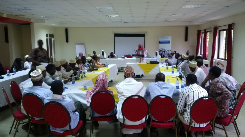 Elders from the Abduak and Auliyahan sub clans signed a peace agreement to end hostilities that have lasted for five months.