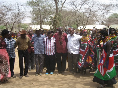 Peace Day in Turkana.