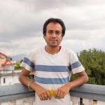 Rajip Ratna Buddhacharya after a job well done at the FCA office in Kathmandu.