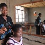 Utlandshjälpens arbete upphör nästa år i den demokratiska republiken Kongo. I Kongo har Kyrkans Utlandshjälp bland annat understött f.d. barnsoldaters och gatubarnens yrkesutbildning. Bild: Tuuli Hongisto