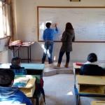 Kyrkans Utlandshjälp stöder barnens skolgång i de allra fattigaste familjerna i Syrien. Bild: IOCC.