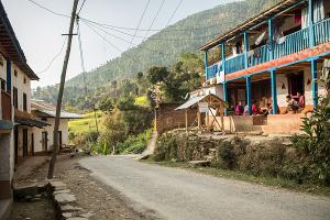 Byn Bardeau, Lalitpur.