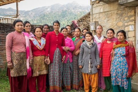 Naisten Pankin osuuskunnalta on saatu paitsi koulutusta ja tukea, myös uudenlaista naisten yhteisöllisyyttä ja itsevarmuutta. Kuva: Ville Asikainen