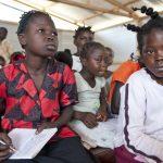 Kirkon Ulkomaanavun työ Keski-Afrikan tasavallassa keskittyy oppimismahdollisuuksien tarjoamiseen ja koulurakenteiden elvyttämiseen. Kuva: Catianne Tijerina.
