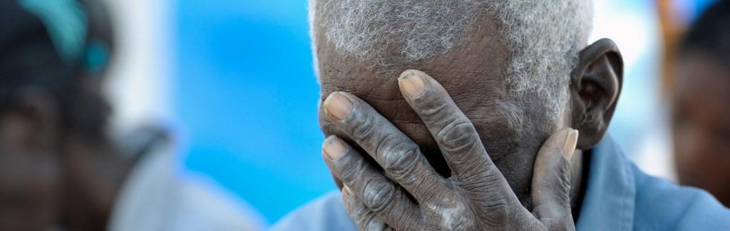 Haitin hurrikaani: ruoka-apua pahiten kärsineille alueille.