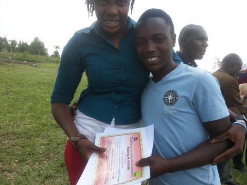 Shaban Chance valmistui loppukesästä.