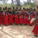 Turkana and Pokot tribes celebrated peace together in the end of September. Photo: John Bongei