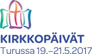 Kirkkopäivien logo