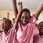 St Matthew's school was the first permenent school that FCA reconstructed in HAiti after the earthquake