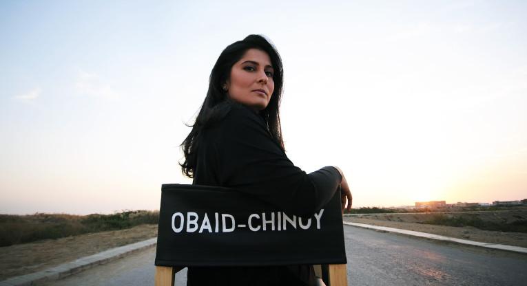 Sharmeen Obaid-Chinoy.