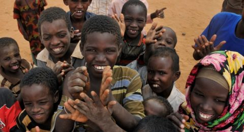 Keniassa taistellaan eloonjaamisesta