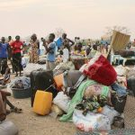 South Sudanese refugees in Adjumani, Northern Uganda. Photo: Lutheran World Federation