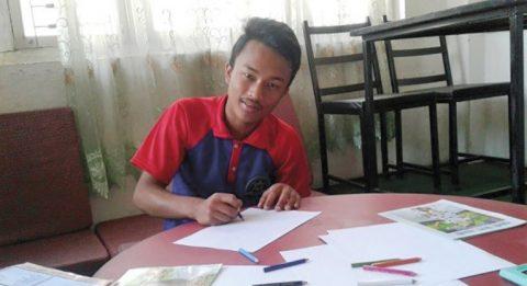Nepalilainen Ram, 14.