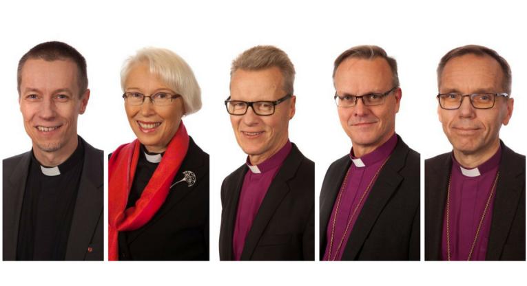 Arkkipiispa ja kirkon globaali vastuu ...  Arkkipiispa ja ...