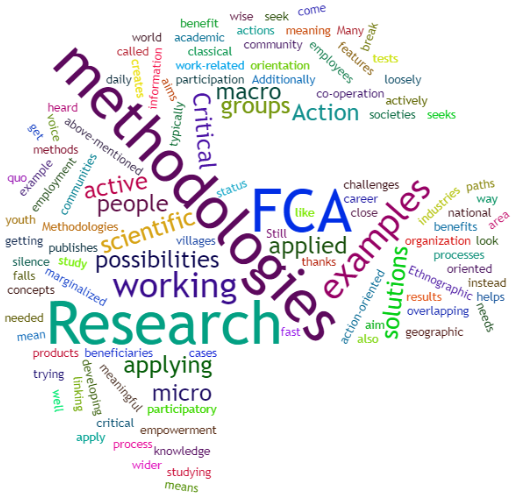 Elements in FCA Research.