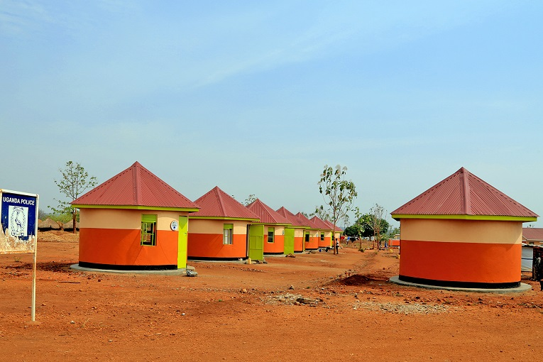 To address the high demand for teacher accommodation, FCA recently constructed an additional 25 tukuls for teacher accommodation across 5 schools in Bidibidi.