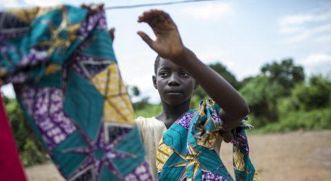 Kirkon Ulkomaanapu tekee Keski-Afrikan tasavallassa töitä koulutuksen, rauhantyön ja toimeentulon parissa
