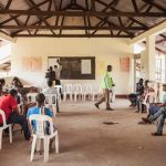Finn Church Aid offer vocational education at the Rwamwanja refugee settlement in Uganda