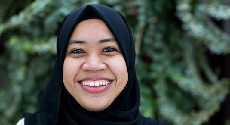 Amiirah Salleh-Hoddin on vuoden 2018 globaalikasvattaja.