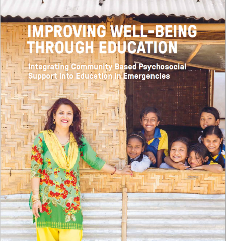 Integrating Psychosocial Support into Education in Emergencies by Finn Church Aid