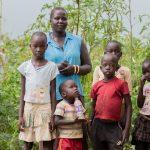 Kirkon Ulkomaanavun Yhteisvastuukeräys on tukenut Etelä-Sudanista Ugandaan paenneita pakolaisia.