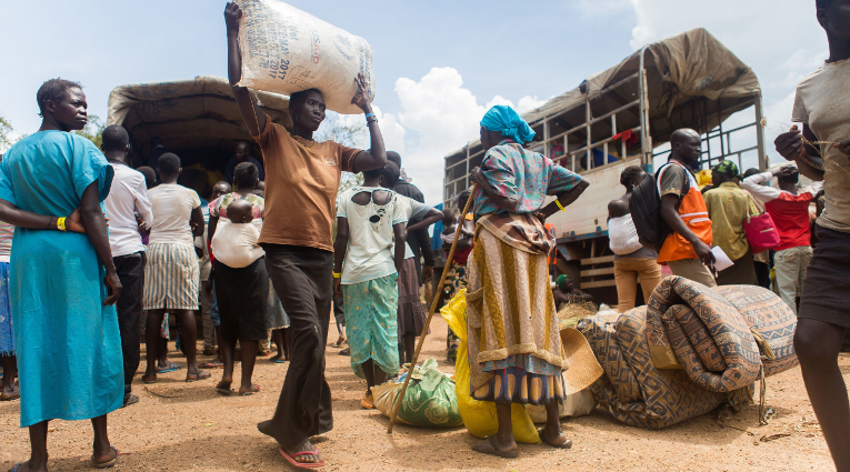 Finn Church Aid is the second largest provider of humanitarian assistance in Finland