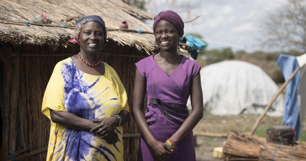 Kirkon Ulkomaanapu tekee rauhantyötä mm. Etelä-Sudanissa