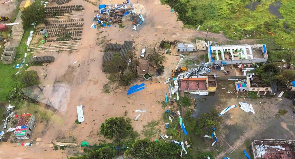 Tulvat Mosambikissa ja Zimbabwessa ovat aiheuttaneet laajaa tuhoa.