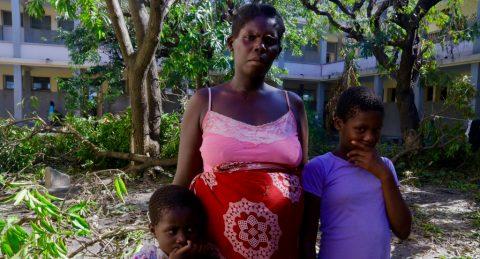 Kirkon Ulkomaanapu antaa hätäapua Mosambikissa Idai-hirmumyrskun tuhojen uhreille.